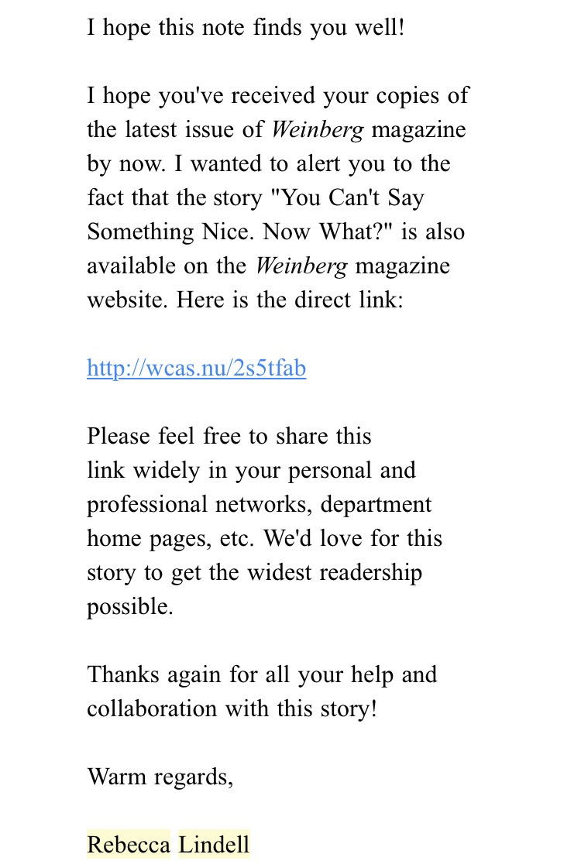 alumni magazines editor hacks erin peterson