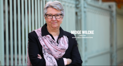 image of midge wilcke